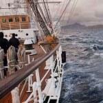 Investigan si dos oficiales del buque escuela argentino abusaron de una cabo