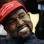 """Kanye West se desata en una surrealista reunión con su """"héroe"""", Donald Trump"""