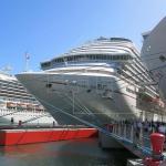 Llegan a San Juan unos 17.000 cruceristas que dejarán 1,5 millones de dólares