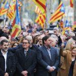 Los partidos independentistas pierden la mayoría parlamentaria en Cataluña