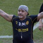 Maradona da crédito a sus jugadores por la buena racha