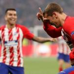 Un doblete de Griezmann y un gol de Koke dan el triunfo al Atlético (3-1)