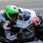 Victoria del español Albert Arenas en Moto3