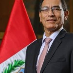 Vizcarra nombra nuevo ministro Interior de Perú en medio de crisis política