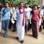 Rajapaksa vuelve a la primera línea en Sri Lanka como primer ministro