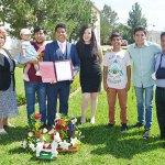 El joven Steven Ortiz Blanco se graduó de Arquitectura