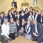 Se presentó el libro La Conferencia de San Vicente de Paul en Durango