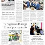 Edición impresa del 13 de noviembre del 2018