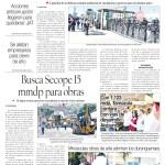 Edición impresa del 22 de noviembre del 2018