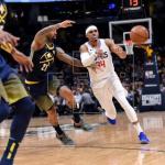 95-120. Williams lidera con 28 tantos victoria de Clippers