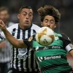 El argentino Funes Mori le da triunfo a Monterrey sobre el campeón Santos
