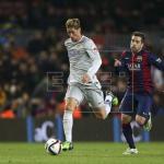 """Jordi Alba: """"Nos estamos dejando todos los equipos muchos puntos"""""""