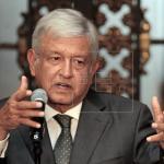 López Obrador promete confianza a mercado y busca acuerdo con EE.UU. y Canadá