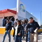 Leticia Herrera alista la inauguración de  la central de abastos de Gregorio García