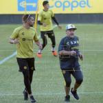 Los Dorados de Maradona se declaran listos para la final ante el San Luis