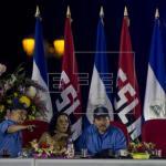 Policía decomisa bandera de su país a consuegro de Ortega en Nicaragua