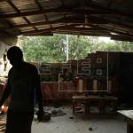 Quince casas destruidas y 60 dañadas por una falla geológica en Honduras