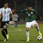 2-0. Argentina se impone ante México en el primer amistoso en Córdoba