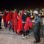 Rescatadas más de 500 personas de barcos en la costa mediterránea española