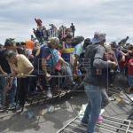 EEUU confirma que devolverá a México a migrantes irregulares en frontera sur