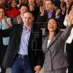 Esposo de Keiko Fujimori pide que se le levante impedimento de salida de Perú