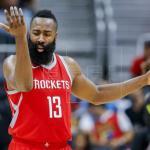104-108. Harden lidera con 41 puntos a los líderes Rockets