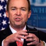 """Mick Mulvaney, un radical del """"Tea Party"""" en el Despacho Oval de Trump"""