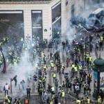 """Los """"chalecos amarillos"""" organizan el sábado su sexto acto de protestas"""