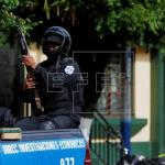 "Policía captura a dos ""líderes"" de protestas contra Ortega en Nicaragua"