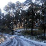 Pronostican caída de nieve y aguanieve en territorio duranguense