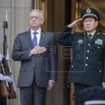 Trump anuncia la salida de Mattis del Departamento de Defensa de EE.UU.