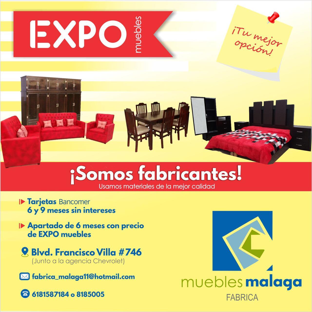 Muebles Malaga | Tel. 618 158 7184
