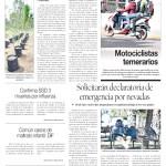 Edición impresa del 16 de enero del 2019
