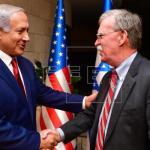 Bolton garantiza la seguridad de Israel ante retirada de EE.UU. de Siria