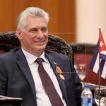 Presidente de Cuba se reunió con mandatario de Guyana, de visita en La Habana