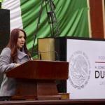 Guardia Nacional protegerá integridad de los mexicanos: Sandra Amaya