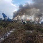 Clima adverso y un tercer piloto sin capacidad en el mando, causas del accidente de Aeroméxico de julio pasado:  Aeronáutica Civil