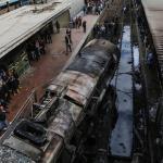 Suben a 22 los fallecidos por el accidente en la estación de tren de El Cairo