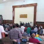 Un tribunal egipcio ordena liberar a un famoso humorista arrestado desde mayo