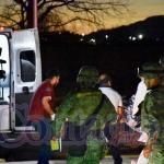 Ocho militares lesionados en volcadura de un Humvee del Ejército; Uno habría perdido una pierna