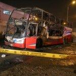 Nicaragua se solidariza con Perú por incendio de autobús que dejó 17 muertos