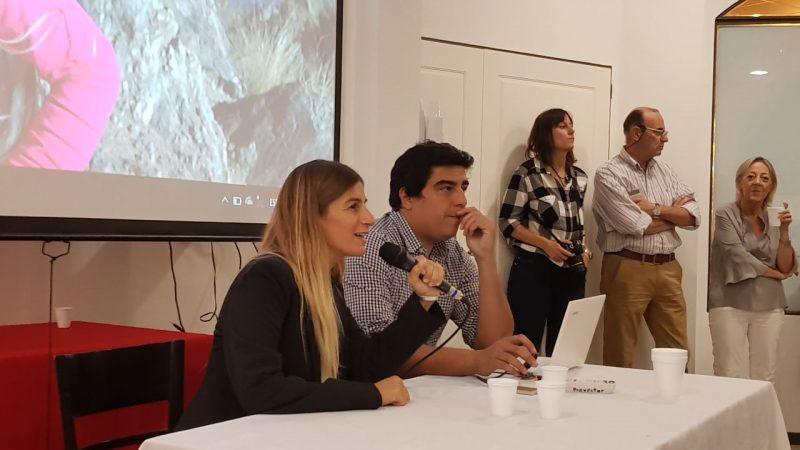 Mariana Monzani disertó en el Encuentro del Foro Jueces de Familia