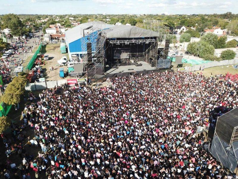 La Fiesta Nacional de la Guitarra convocó a una multitud en su último día
