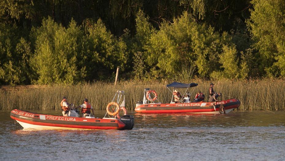 Encontraron el cuerpo del joven que se tiró al Río Luján durante una fiesta en un catamarán