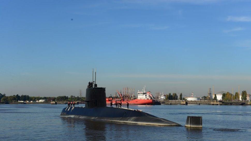 ARA San Juan: para la Armada hubo un «error»