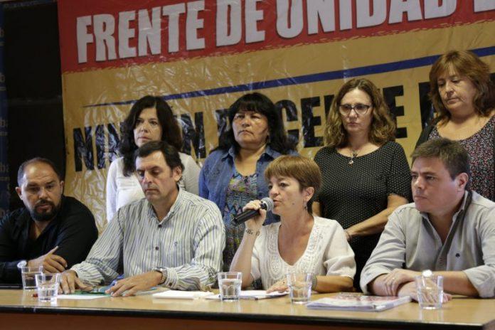 Docentes reclamaron urgente convocatoria a paritaria