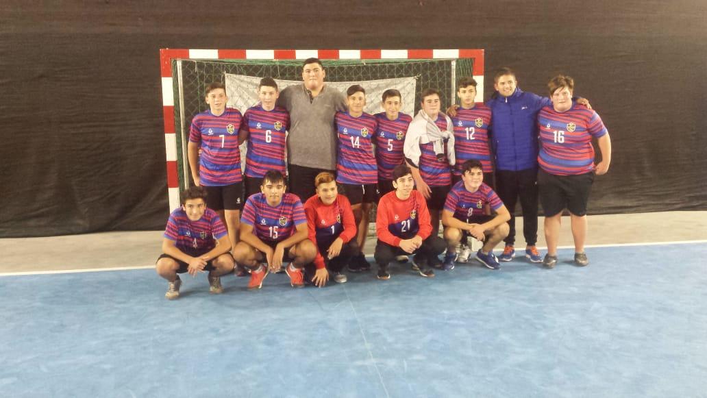 Se llevo a cabo la jornada de Hamdball entre cadetes y juveniles de Escuela Municipal de Handball GL – EMHGL y recibiemos a varios equipos de la zona.