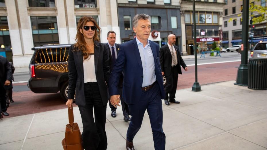 """Viaje oficial  Mauricio Macri llegó a Nueva York: """"Vamos a contarles el buen futuro que tenemos los argentinos"""""""
