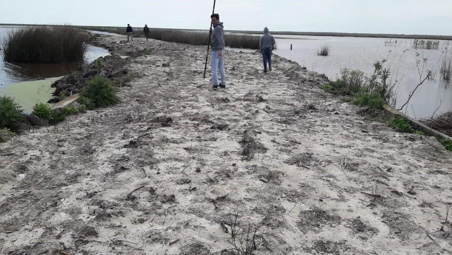Entre inundaciones y sequías  Avanza el plan hídrico regional que la Provincia desarrolla junto a Holanda
