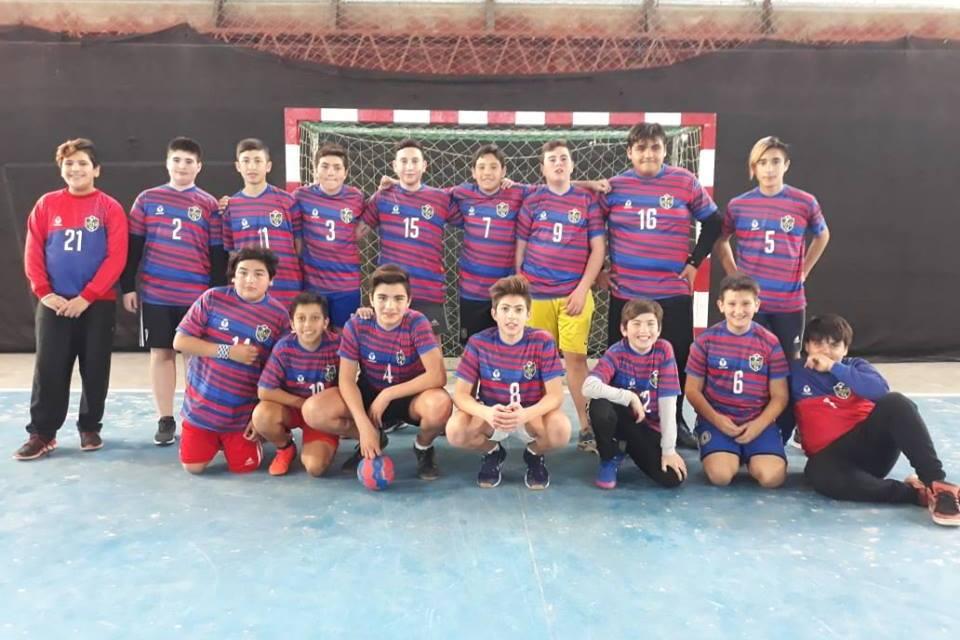 Handball: La categoría menores se consagró campeona de la Liga Regional